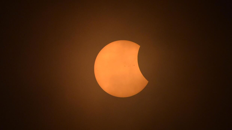 ¿Cuáles son las diferentes etapas del eclipse de sol?