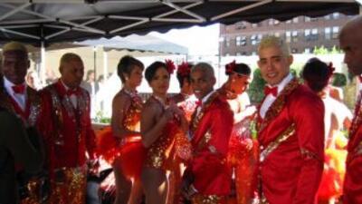 Ellos son Swing Latino de Colombia.