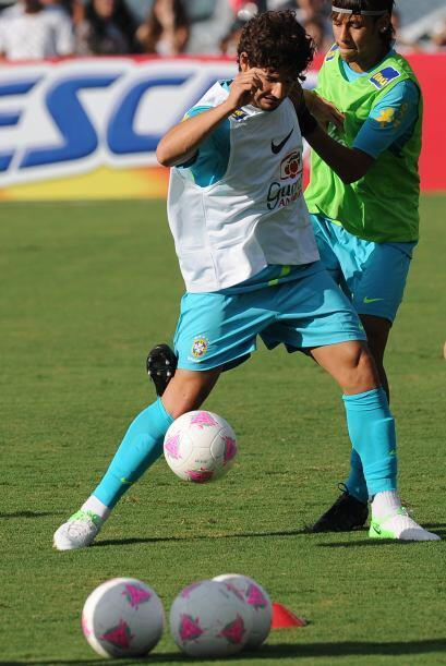 Brasil seguirá entrenando duro para llegar de la mejor manera a Inglaterra.