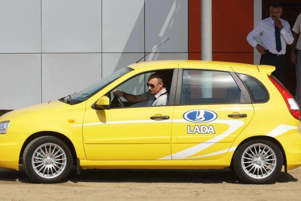 Lada es una empresa subsidiada por el gobierno ruso y de hecho el primer...