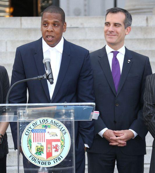 El magnate de la música si tomará la alcaldía de LA pero no con fines po...