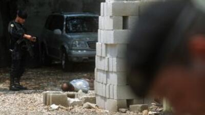 Guatemala es una de las naciones más violentas del mundo, con un promedi...