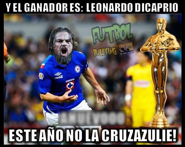 Oscar memes futbol
