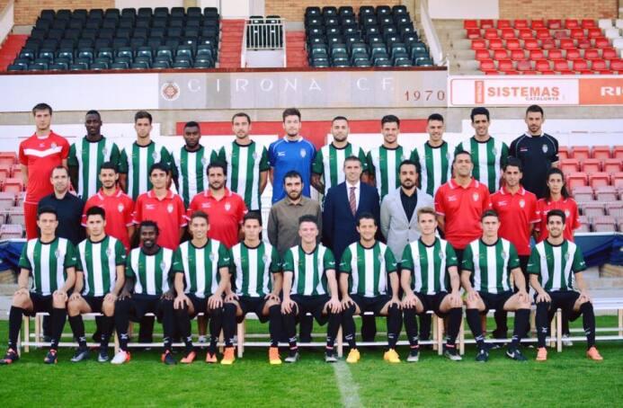 En segundo lugar del grupo 5 (zona Cataluña) de la Tercera División está...