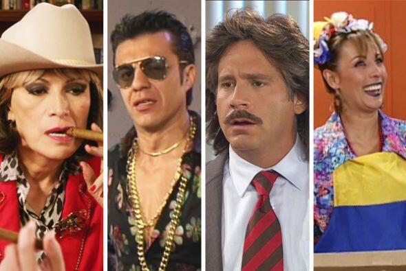 Los ves todos los días en Galavisión, y seguramente te has...