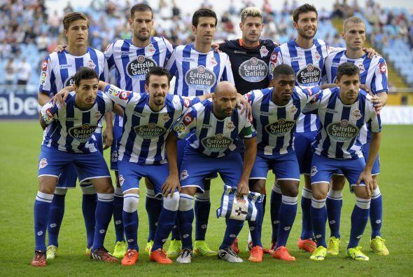 DEPORTIVO LA CORU'A.- El Deportivo regresa a la Liga con filosofía y pla...