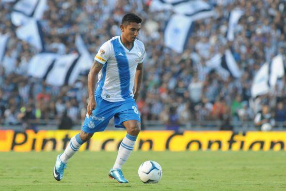 Alberto 'Venado' Medina es un jugador de habilidad. Integró el Tri Sub 2...