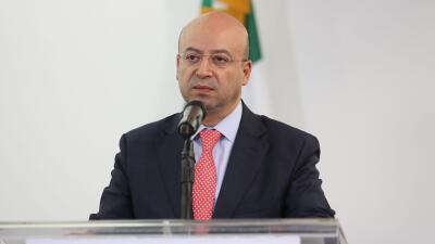 Renato Sales, comisionado de seguridad.