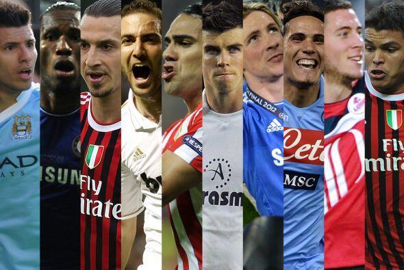 Apenas terminó la campaña 2011-12 en las ligas más importantes de Europa...