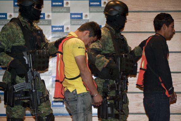 Julián Zapata Espinoza alias 'El Piolín' es el presunto responsable de l...