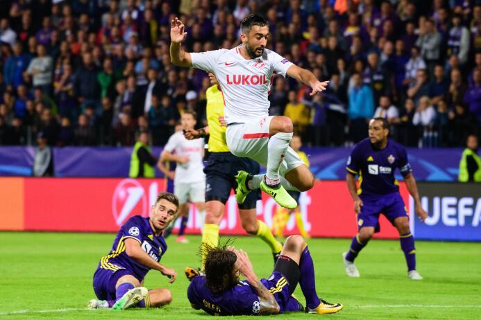 Con 26 goles en ocho partidos se vivió el segundo día de la Champions Le...