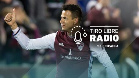 Tiro Libre de FutbolMLS.com con Marco Pappa