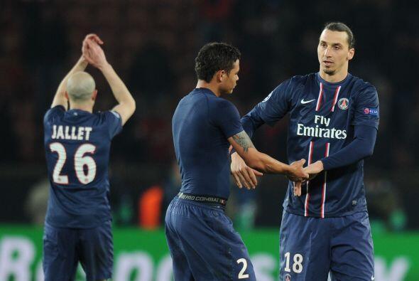 Satisfacción final del Paris Saint Germain que se lleva un empate en un...