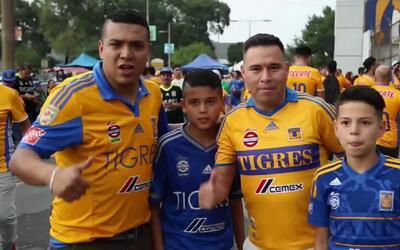 Destápate: Los seguidores de Tigres rugieron y cenaron Puma al Volcán