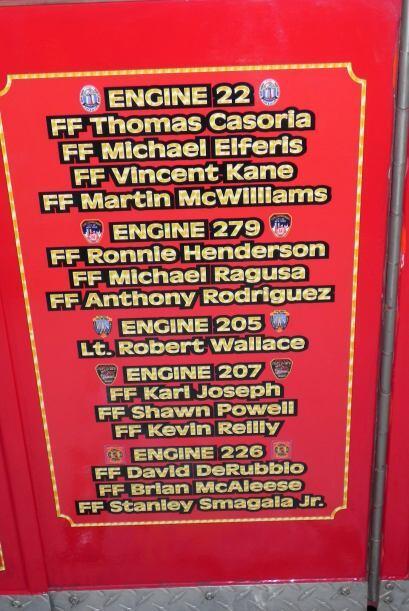 Carro bombero recuerda a sus caídos el 9/11 f39722b409854ac9861a32211fc8...