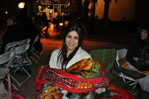 Felices estaban de posar para NuestraBellezaLatina.com