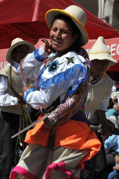 Los bailes tradicionales tampoco se pueden hacer esperar.