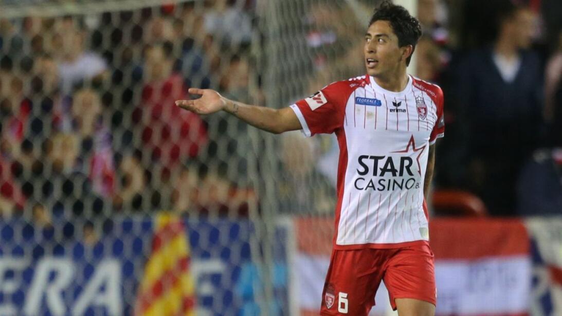 Omar Govea: el Royal Excel Mouscron cayó por 3-1 a manos del OH Leuven,...