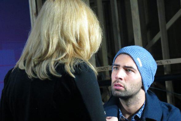 """Jencarlos habló muy serio con Paloma. ¿Tendrá algo que ver con su """"crush""""?"""