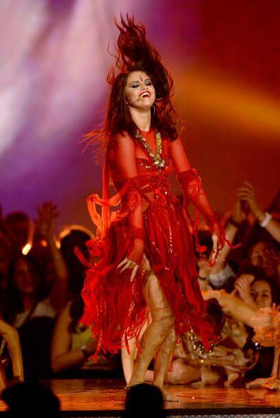 Aunque Selena Gomez se ve muy contenta, a la comunidad hindú no l...