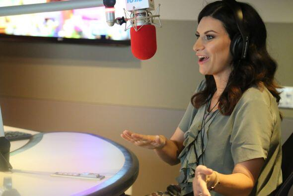 Laura Pausini nos platicó sobre la alegria que le trajo su hija Paola a...