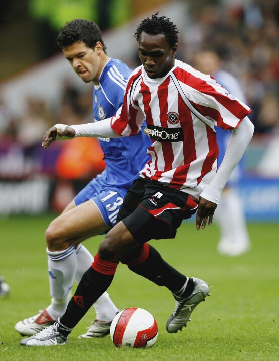 14. Claude Davis (Jamaica) - Sheffield United y Derby County