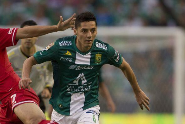 José María Cárdenas se formó como profesional en León. 'Chema' pasó por...