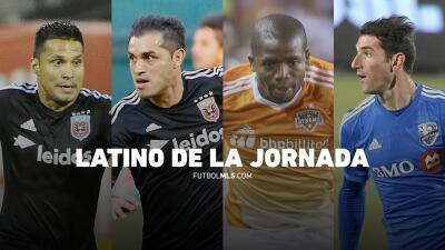Latino de la Jornada 14