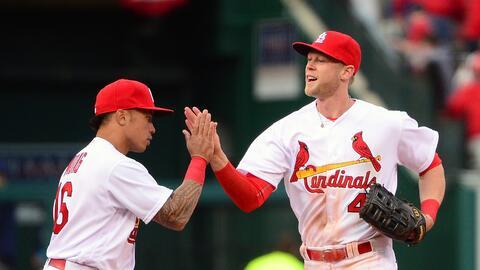 Los Cardinals derrotaron 10-1 a Brewers