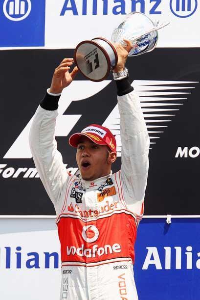 Luego de sus dos victorias seguidas, Hamilton refuerza su confianza y es...