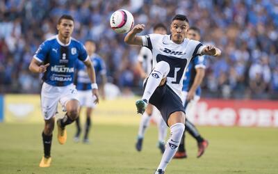 Cruz Azul venció 3-1 a Chivas en la fecha 2 del Clausura 2018 20171118-3...