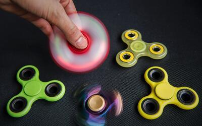 Los populares 'spinners' están en la lista negra de WATCH por sus...