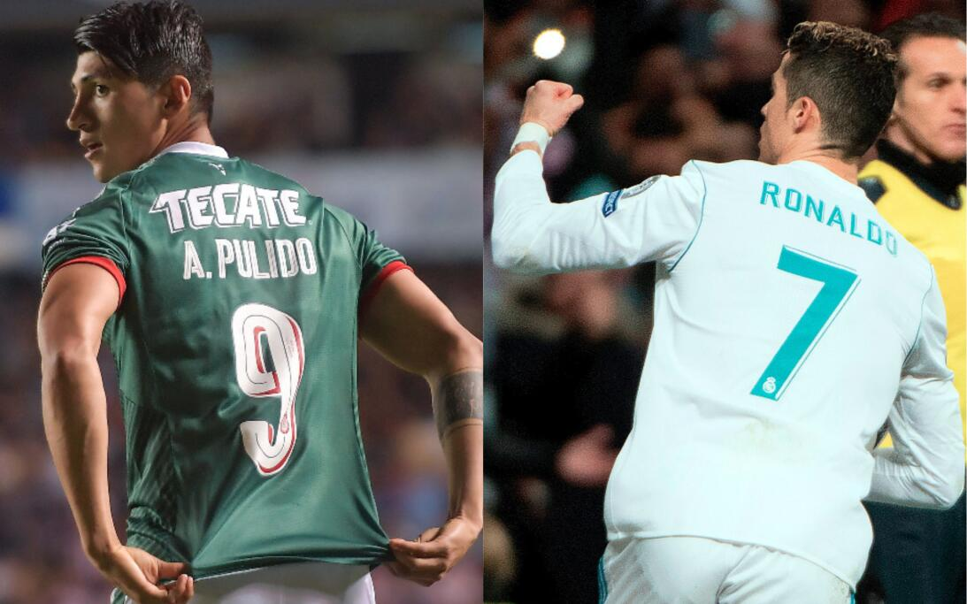 De Alan Pulido a Cristiano Ronaldo: goleadores salvadores goleadores-sal...