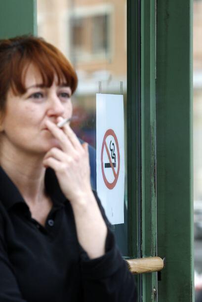 Tienes que establecer algunos hábitos para dejar de fumar, así que empez...
