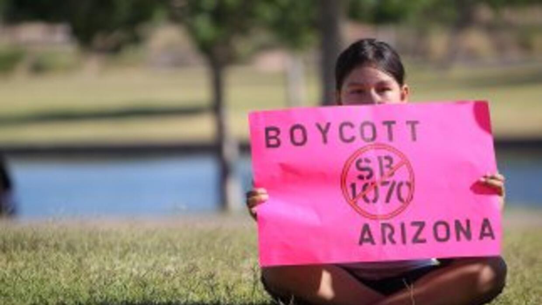 Los promotores de la Ley de Arizona, encabezados por el ala ultra conser...