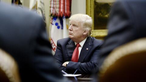 Al parecer Trump no se las sabía todas, como pretendía durante la campaña.
