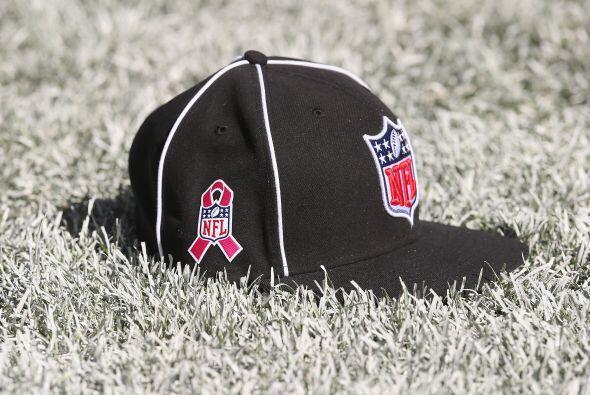 Así es como ahora lucen las gorras de los referees.