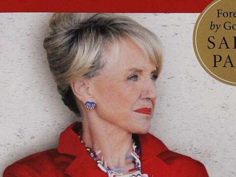 """La gobernadora publicó recientemente un libro llamado """"Scorp..."""