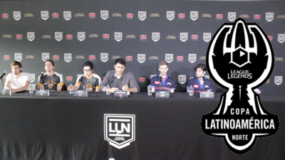 Lyon vs Havoks en Conferencia de Prensa