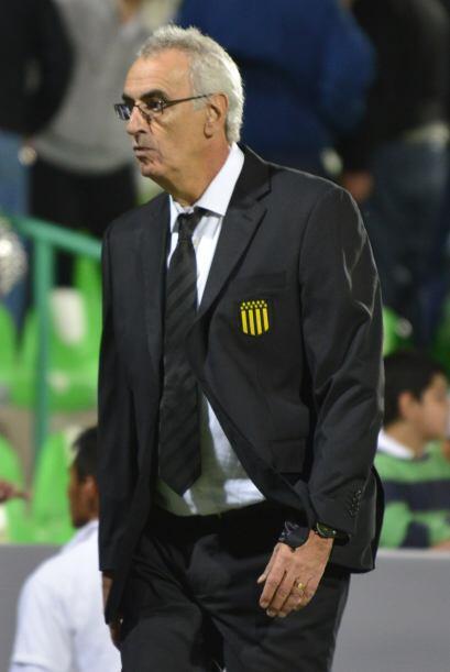 El técnico Jorge Fossatti se ha encontradop con un equipo veterano y con...