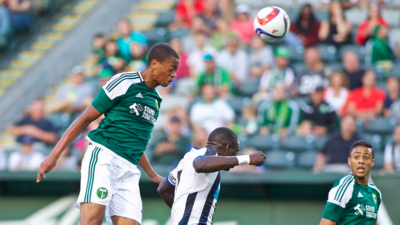 Portland Timbers 2 derrota al Newcastle United