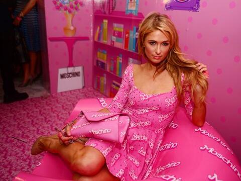 Paris Hilton siempre ha querido lucir como una muñeca y vaya que...
