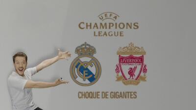 Comparativa ilustrada de Real Madrid y Liverpool, finalistas de Liga de Campeones 2018