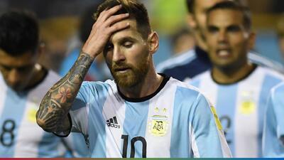 Messi 'la regó': primero falla un penal y ahora puede ir a la cárcel por evasión fiscal