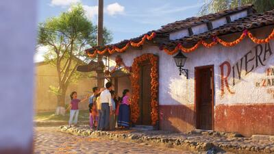 Los lugares y personas reales de México que inspiraron 'Coco'