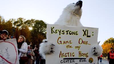 Firma pide una suspensión temporal de la revisión del permiso para Keyst...