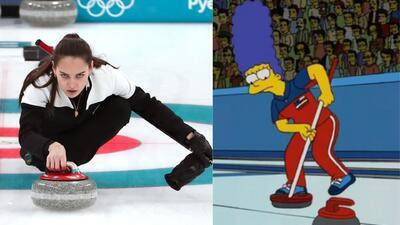 Qué es el curling, el deporte que hizo campeones olímpicos a Los Simpson