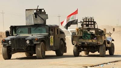Intensifica Irak combates contra ISIS con ayuda de los Estados Unidos