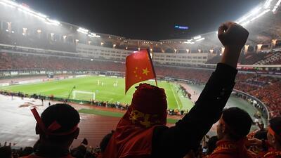 En medio de una gran tensión diplomática, China venció 2-1 a Corea del Sur