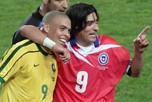 Cracks como Zamorano y Ronaldo forman parte de los últimos cinco delante...